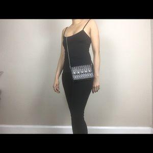 Vintage beaded shoulder/evening bag